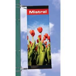 Flaga słupkowa MISTRAL