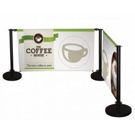 System barierkowy ECONOMY CAFE