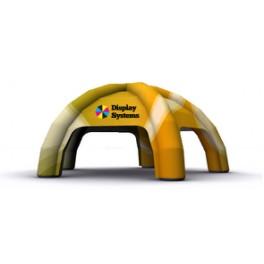 6-nożny Namiot pneumatyczny S, 10m